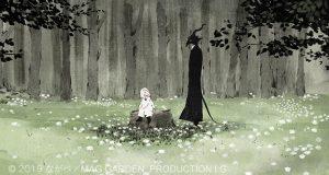 La pequeña forastera anime imagen destacada