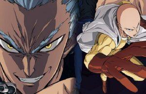 Nueva imagen promocional One Punch Man imagen destacada