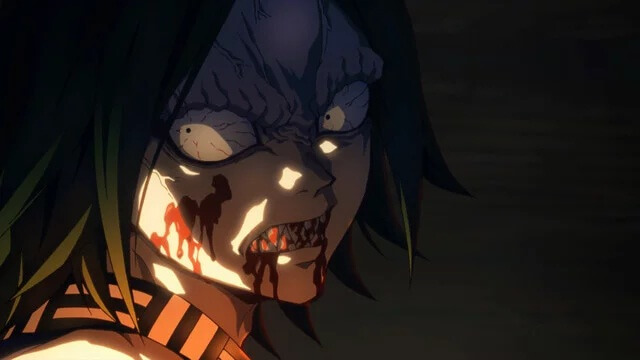 Odō no Oni personaje