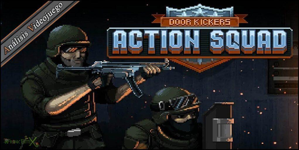 Portada de Door Kickers Action Squad