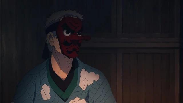 Sakonji Urokodaki personaje