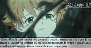 The Promised Neverland análisis episodio 10 imagen destacada