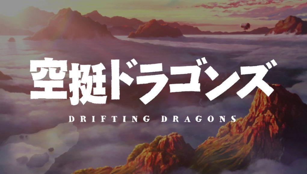 Drifting Dragons anime imagen destacada
