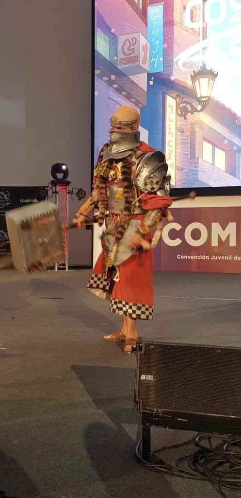 COMETCON'19 cosplay