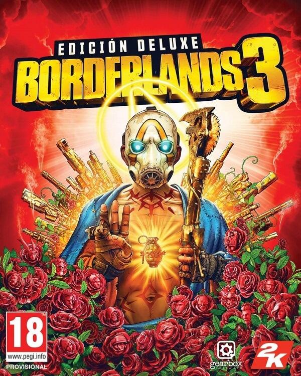 Borderlands 3 edición deluxe
