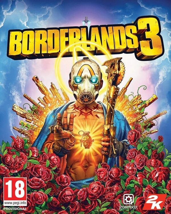 Borderlands 3 edición estándar
