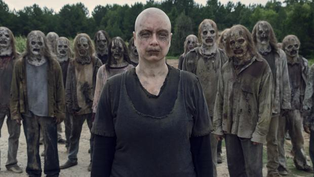 The Walking Dead décima temporada