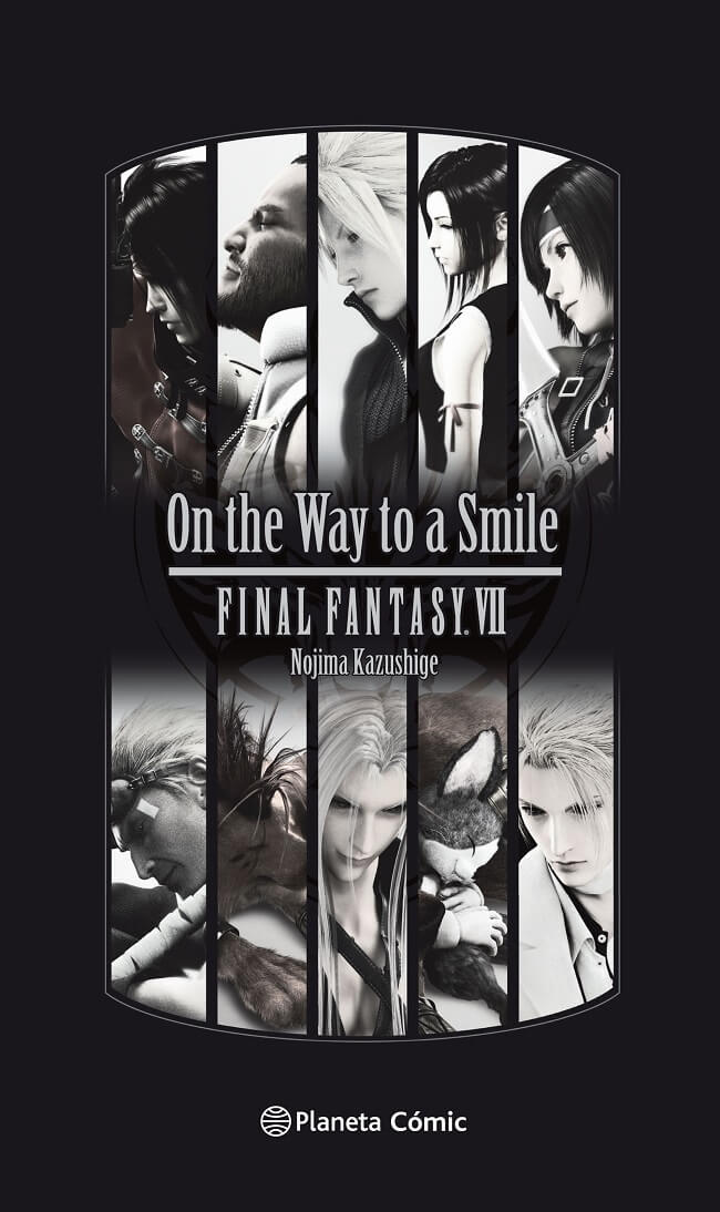 Final Fantasy VII On the Way to a Smile