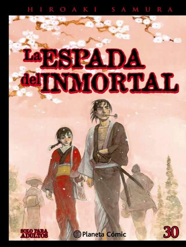 Habrá nuevo anime de 'La espada del inmortal'