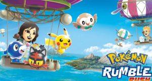 Pokémon Rumble Rush anunciado