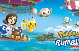 Pokémon Rumble Rush anunciado