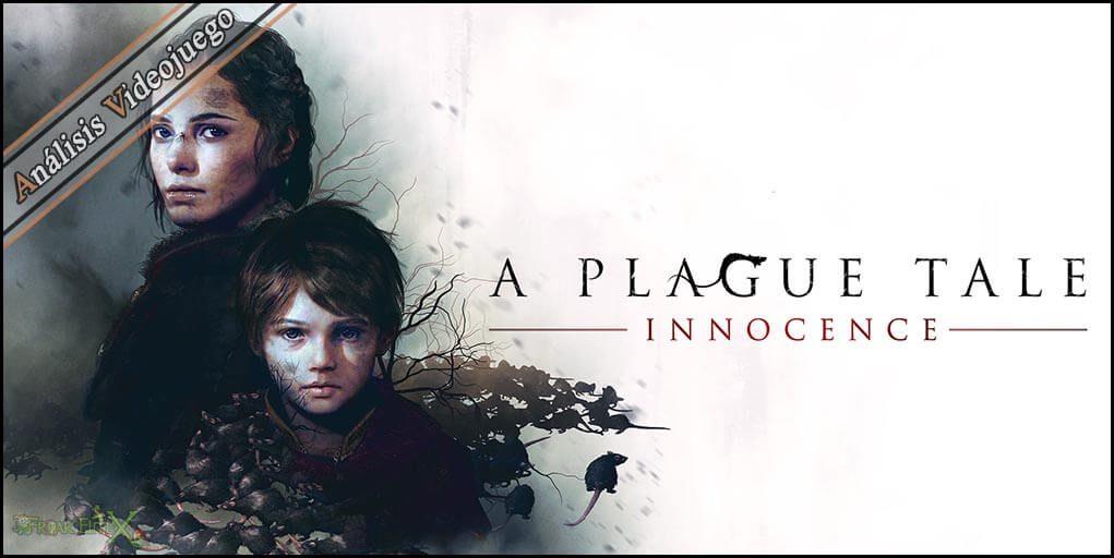 Portada de A Plague Tale Innocence