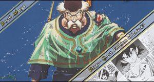 Portada de Dragon Quest Emblem of Roto #5