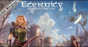 Portada de Eternity: The Last Unicorn