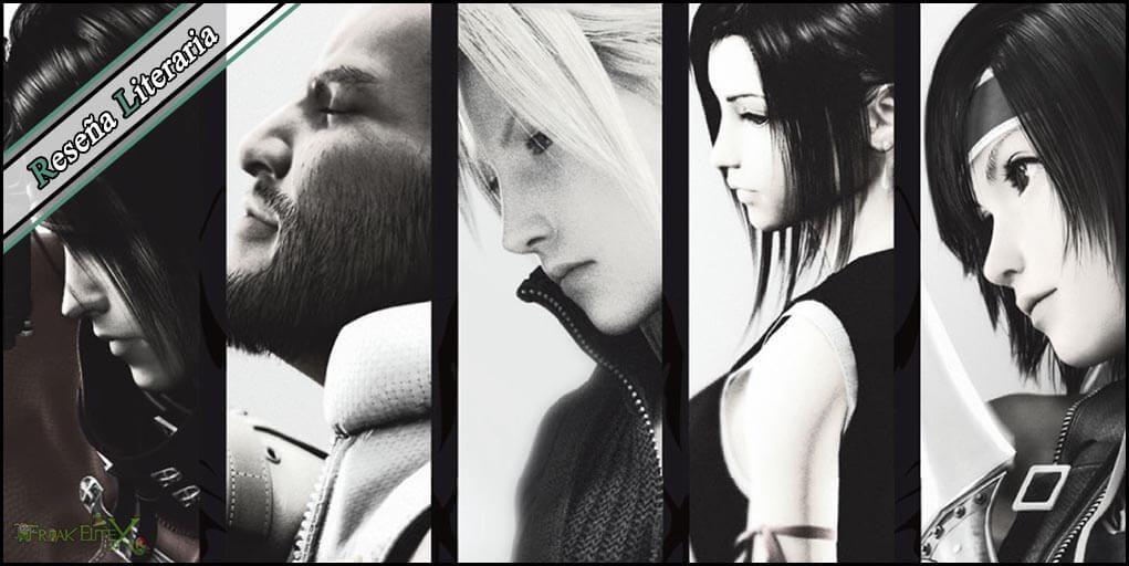 Portada de Final Fantasy VII On the Way to a Smile