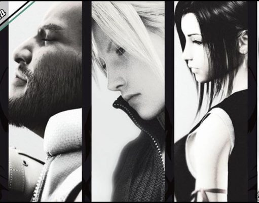 Portada de Final Fantasy VII On the Way to a Smile