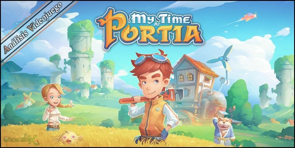 Portada de My Time at Portia