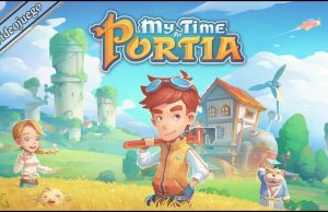 Portada de My Time at Portia