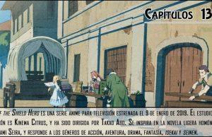 Portada The Rising of the Shield Hero 13-18