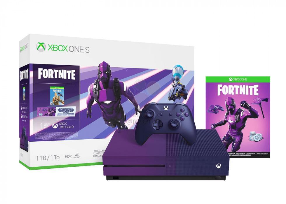 Xbox One Fortnite