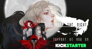 Cosechando éxitos en Kickstarter con el juego español Hunt the Night