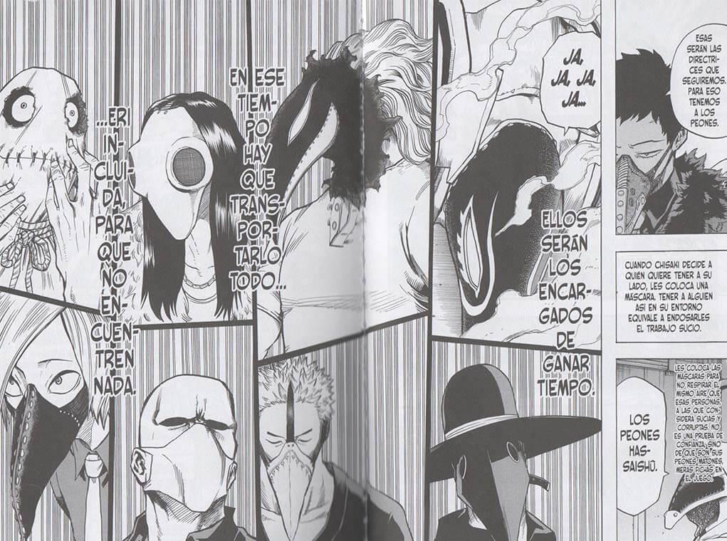 reseña manga My Hero Academia 16 (2)