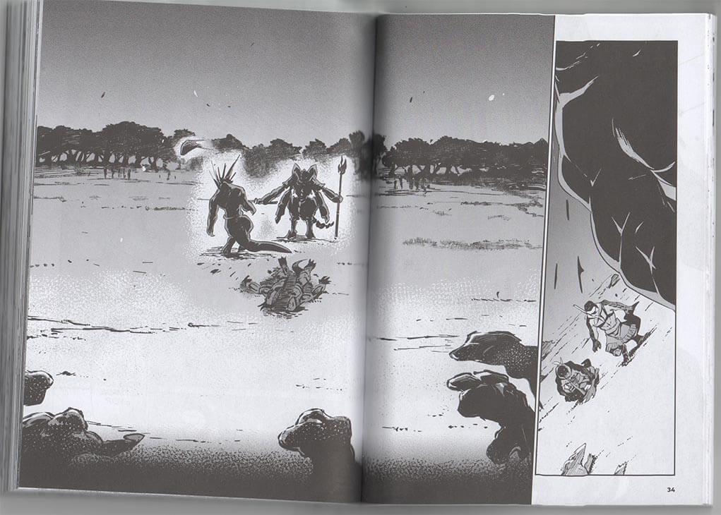 Reseña Overlord #8 (3)