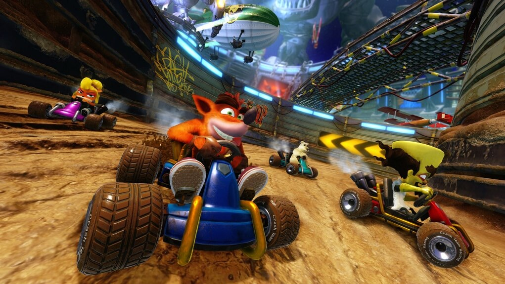 Análisis de Crash Team Racing Nitro-Fueled (1)