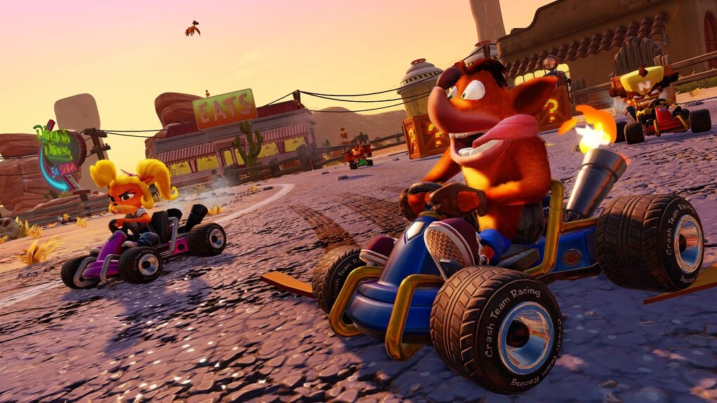 Análisis de Crash Team Racing Nitro-Fueled (2)