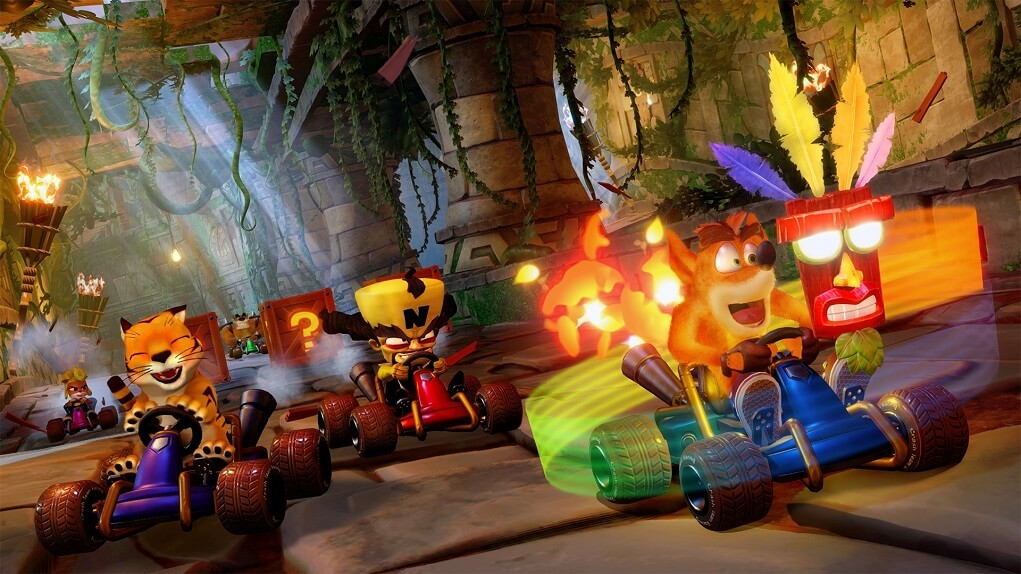 Análisis de Crash Team Racing Nitro-Fueled (3)