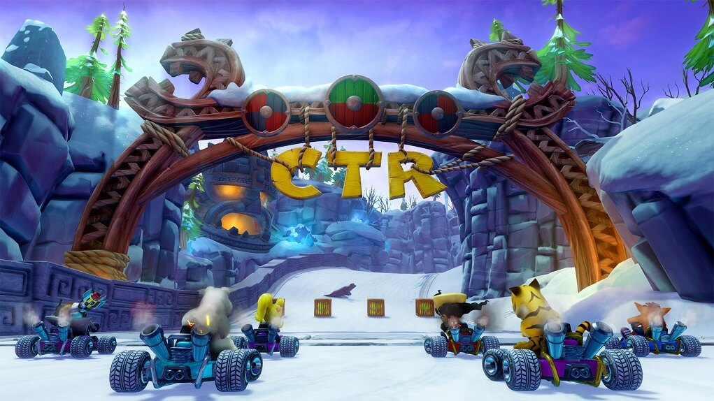Análisis de Crash Team Racing Nitro-Fueled (6)