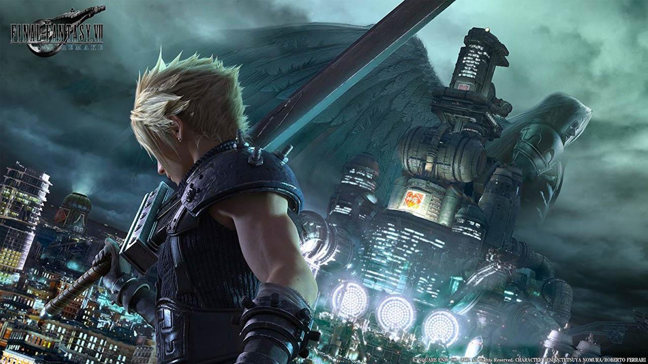 Final Fantasy VII 100GB