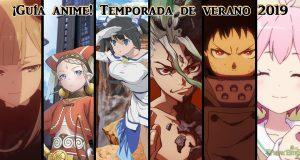 Guia anime Verano 2019 imagen destacada