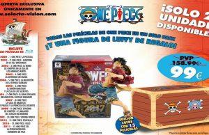 One Piece figura Luffy imagen destacada