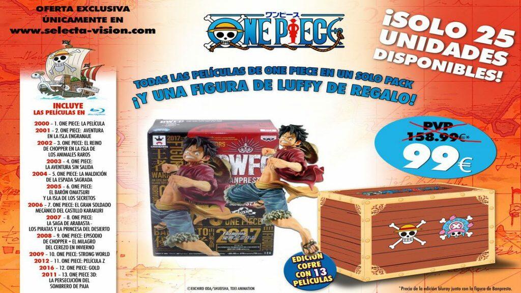 One Piece figura Luffy imagen