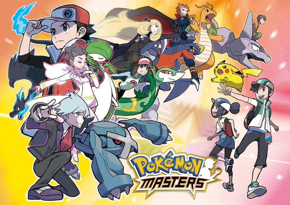 Pokémon Masters fecha lanzamiento