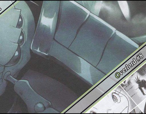 Reseña manga - Overlord #8