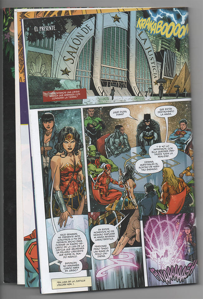 Wonder Woman La Hora Bruja (1)