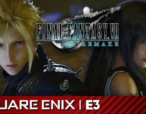 El E3 de 'Final Fantasy VII Remake': tráiler, gameplay y ediciones