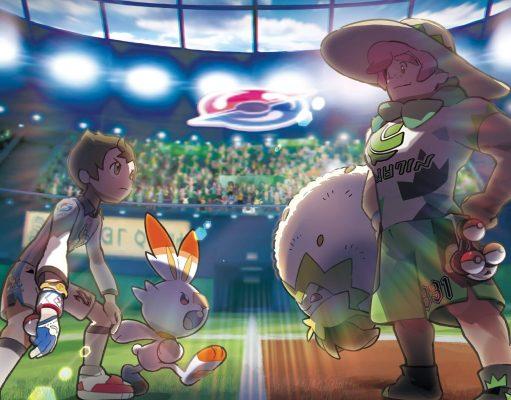 Pokémon Espada y Escudo Gigamax