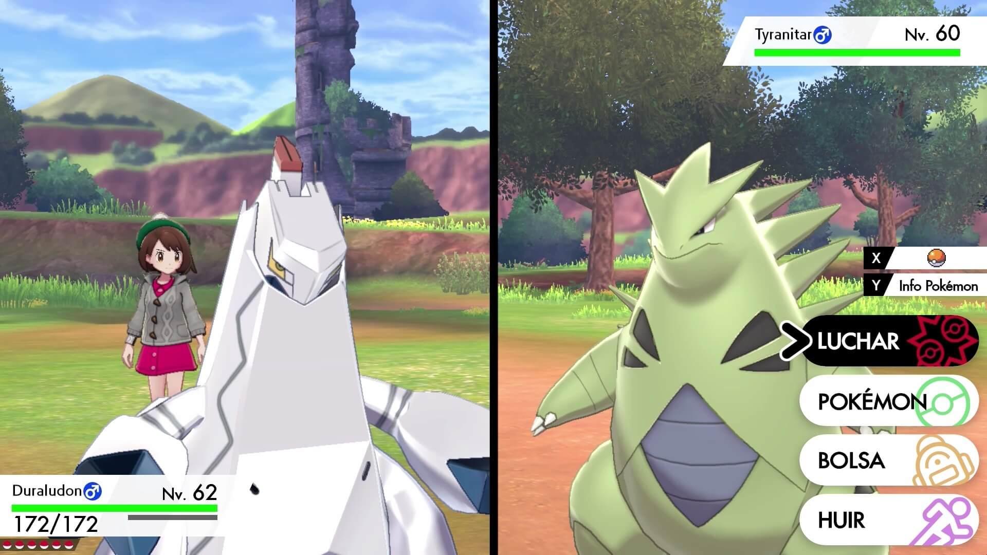 Pokémon Espada y Escudo Gigamax 14