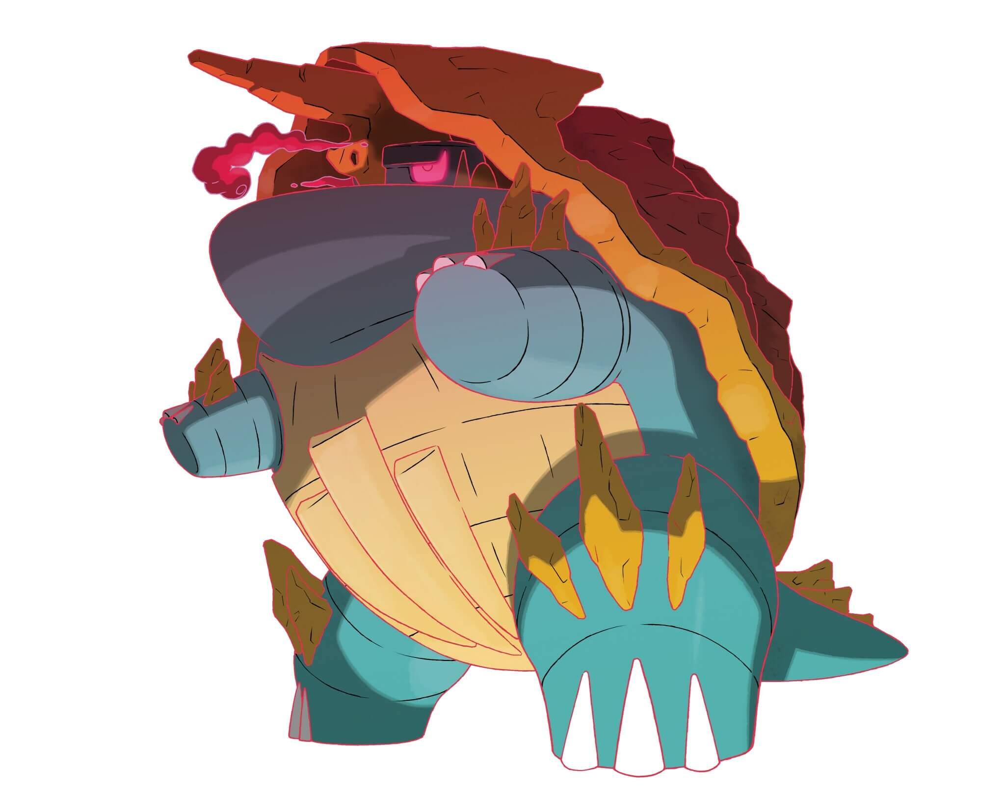 Pokémon Espada y Escudo Gigamax 4