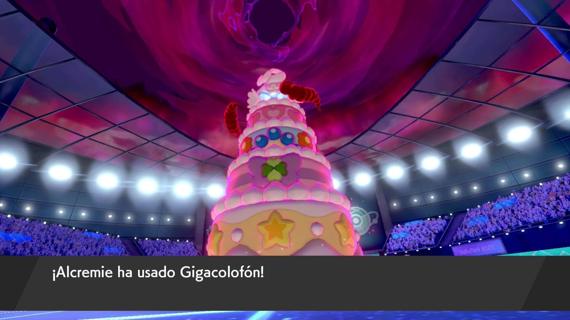 Pokémon Espada y Escudo Gigamax 8