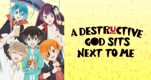 Destructive God Sits Next to Me imagen destacada