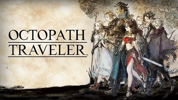 Análisis Octopath Traveler