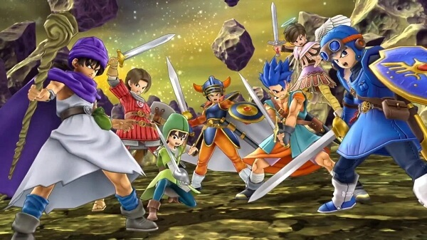Dragon Quest Super Smash Bros