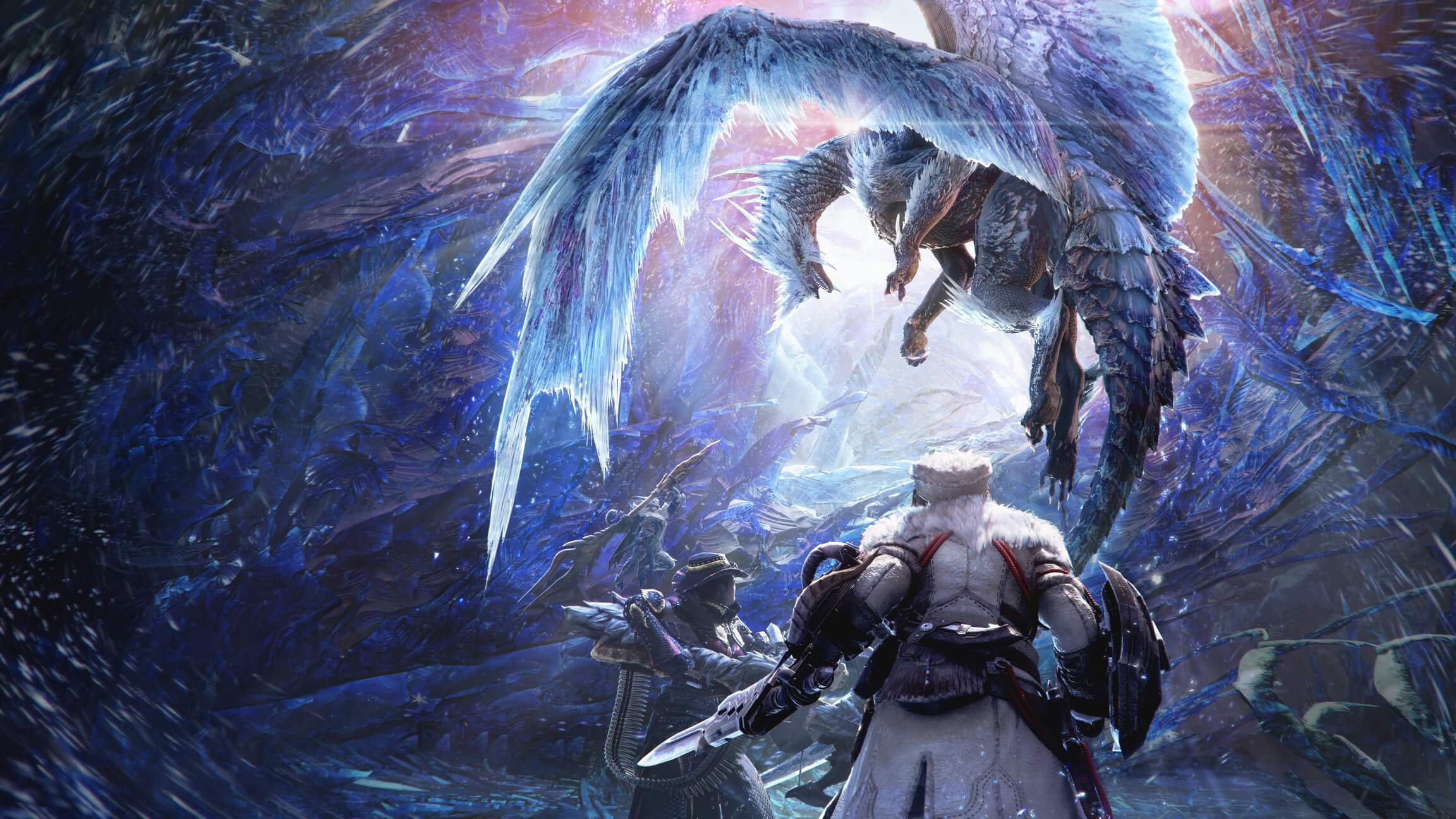 Monster Hunter World Iceborne nuevo trailer