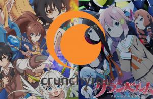Nuevas licencias de crunchyroll