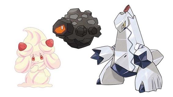 Nuevos detalles Pokémon