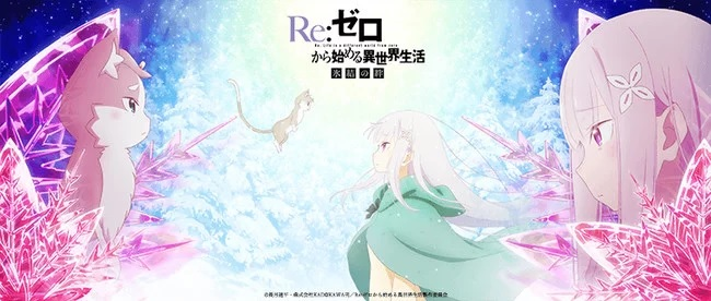 Re:Zero Hyōketsu no Kizuna fecha estreno